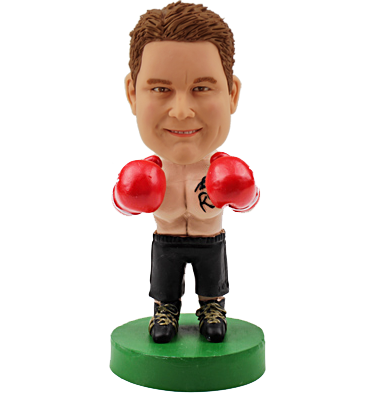 Boxing Bobble Head