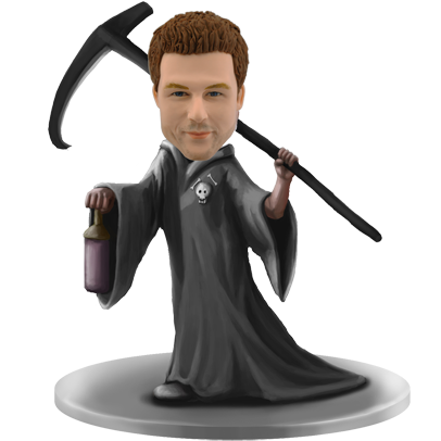 Death the Grim Reaper Bobble Head