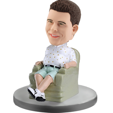 Casual Buddy Customized Bobble Head