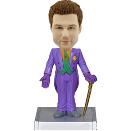 Custom Joker Bobble Head
