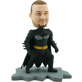 Personalize Batman Bobblehead