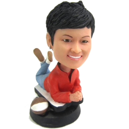 Personalized Bobblehead for Baby-sitter