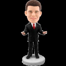 Personalized Boss Bobble Head