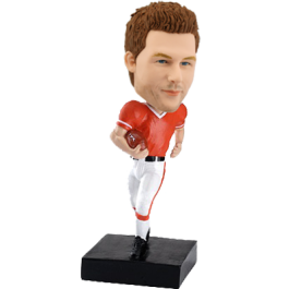 Custom Bobble Head American Football