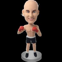 Custom Boxing Buddy Bobblehead