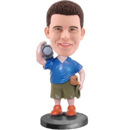 Custom Film Lover Bobblehead