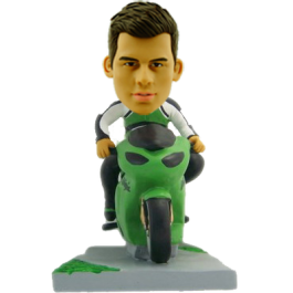 Custom Motorcycle Bobblehead
