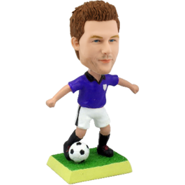 Customized Bobblehead Soccer