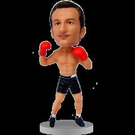 Customized Boxing Bobblehead