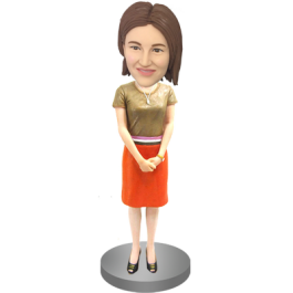 Fashion Mother Custom Bobble Head
