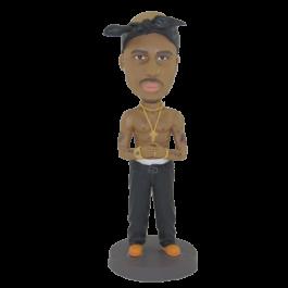 Hiphop Buddy Custom Bobble Head