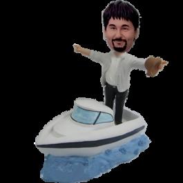 Man in Boat