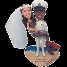 Marine and Mermaid