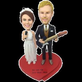 Musician Couple