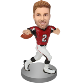 Personalized Bobble Head for  Football Buddy
