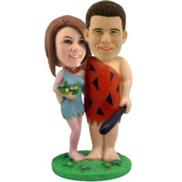 Personalized Funny Couple Bobblehead