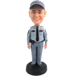 Custom Bobblehead Security