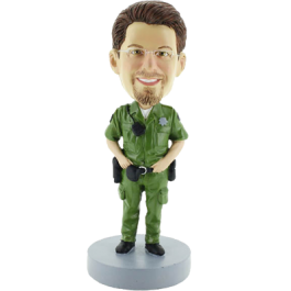 Soldier Bobblehead