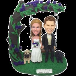 Under The Tree Wedding Bobbles