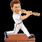 Atlanta Baseball Batter Personalized Bobblehead