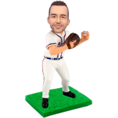 Atlanta Baseball Custom Bobblehead