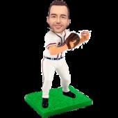 Atlanta Baseball Custom Bobblehead