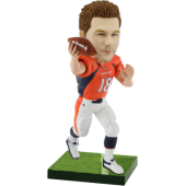 Broncos Football Buddy Personalized Bobblehead