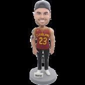 Cleveland Cavaliers Fan Bobblehead