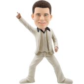Saturday Night Fever Dancing Bobble Head