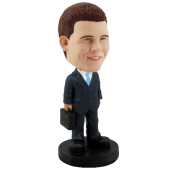 Personalized Executive Bobble Head