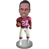Custom Football Buddy Bobble