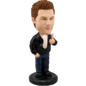 Customized bobblehead Boss