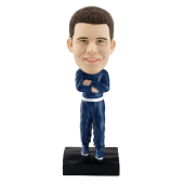 Customized Bobblehead Pajamas Man