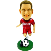 Customized Soccer Player Bobble Head