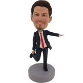 Dancing Businessman Bobblehead