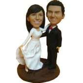 Dancing Couple Bobbleheads