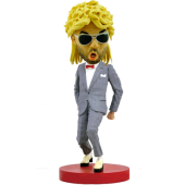 Dancing Man Custom Bobble