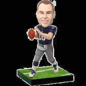 Giants Football Buddy Custom Bobblehead