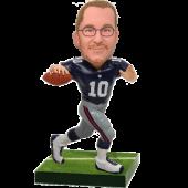 Giants Football Buddy Customized Bobblehead