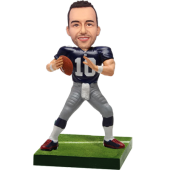 Giants Football Buddy Personalized Bobblehead