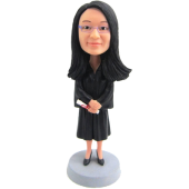 Graduation Day Bobblehead