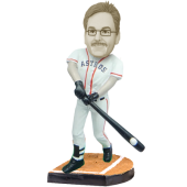 Houston Baseball Batter Custom Bobblehead