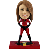 Incredible Lady Custom Bobble Head