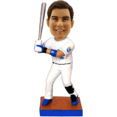 Kansas City Baseball Batter Custom Bobblehead