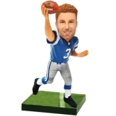 Lions Football Player Bobblehead