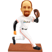 Miami Baseball Buddy Bobblehead