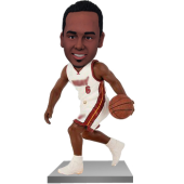 Miami Basketball Buddy Bobble Head