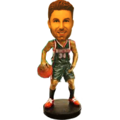 Milwaukee Basketball Buddy Bobble Head