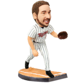 Minnesota Baseball Buddy Custom Bobblehead