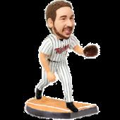 Minnesota Baseball Buddy Custom Bobblehead